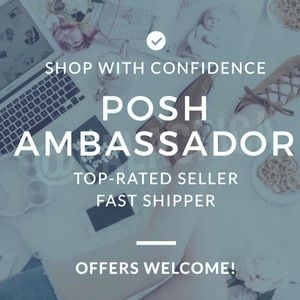 Other - Posh ambassador status